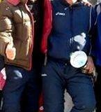 Zito da primato alla maratona di Ragusa