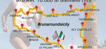 La gara podistica a tappe più lunga ed affascinante d'Italia.