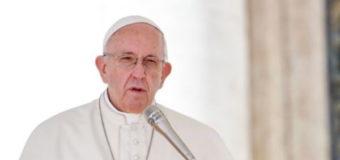 Presentato il libro di Papa Francesco