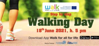 18 giugno: è il Walking Day